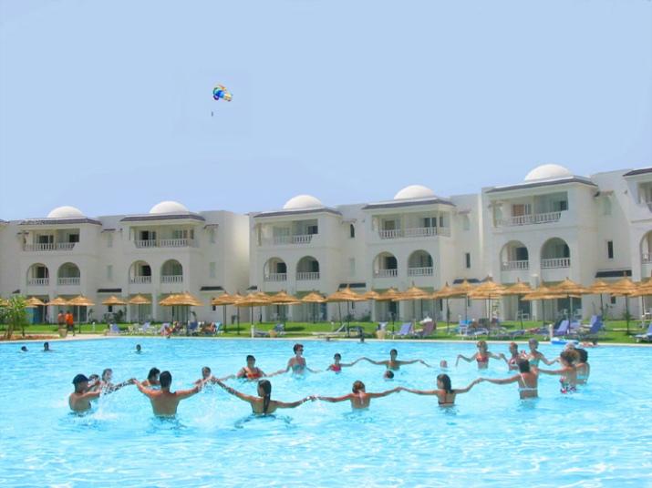 hotel vincci taj sultan: