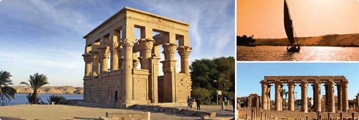 Discover two sides to Egpt with a Nile Cruise and a Red Sea stay