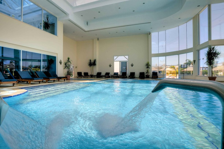 Spa & indoor swimming pool
