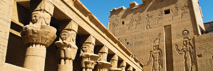 View Egypt's stunning past on a touring holiday