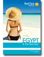 Red Sea Holidays Egypt & the Red Sea 2013/2014 Brochure