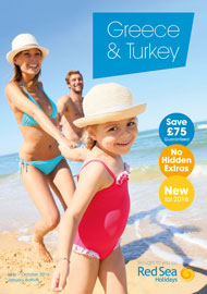 2016 holidays to Greece & Turkey