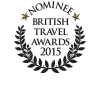 British Travel Awards 2015 - Nominee - Vote Now