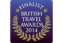 British Travel Awards 2014 - Finalist