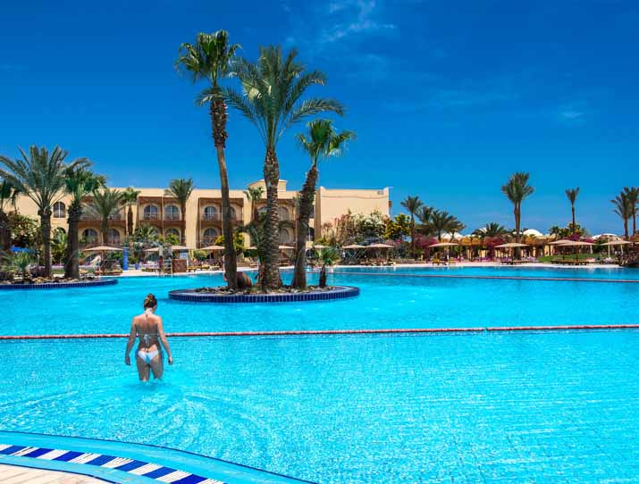 Cheap Holidays To Desert Rose Resort Hurghada Egypt