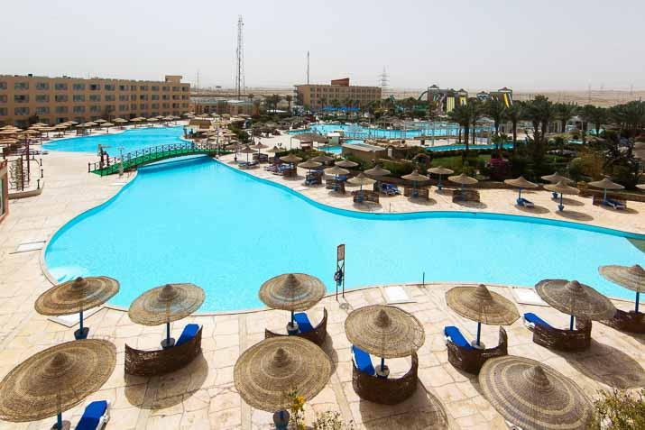Cheap Holidays To Titanic Beach Spa Amp Aqua Park Hurghada