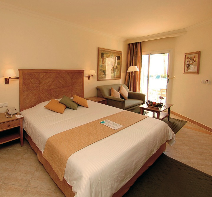 Hilton Sharks Bay Resort, Sharm el Sheikh - standard room