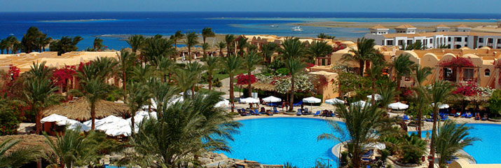 Iberotel Makadi Beach Resort, Makadi Bay, Egypt