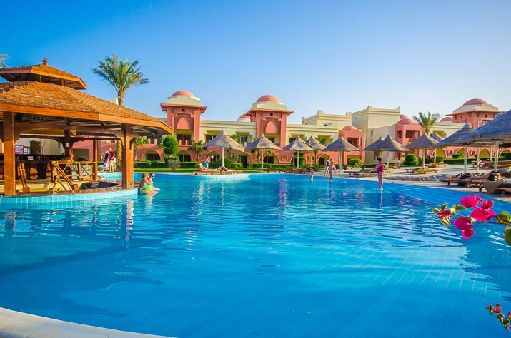 Serenity Beach Resort, Makadi Bay, Hurghada
