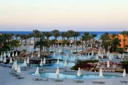 Stella di Mare Beach Resort & Spa, Makadi Bay, Egypt