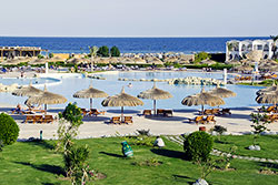 Gorgonia Beach Resort, Marsa Alam, Egypt