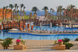 Rest Grand Resort, Marsa Alam, Egypt