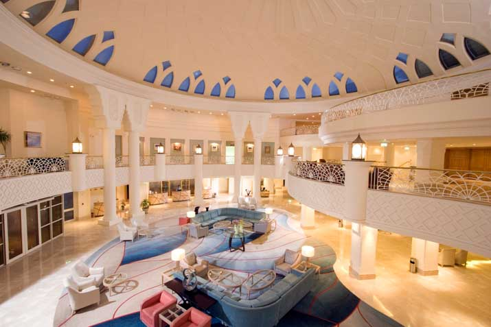 The Old Palace Resort, Sahl Hasheesh, Hurghada, Egypt
