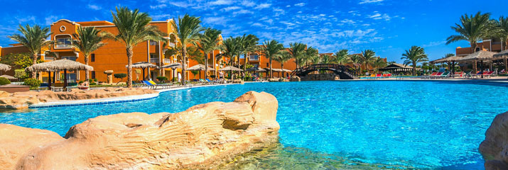 Caribbean World Resort, Soma Bay, Egypt