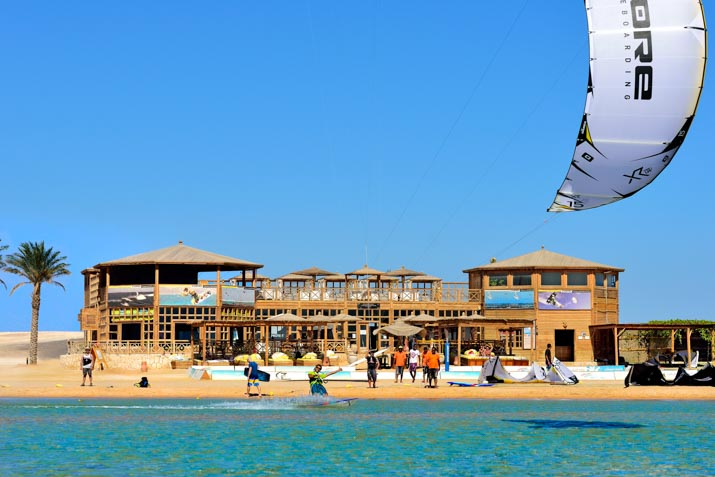 The Breakers Diving & Surfing Lodge, Soma Bay, Egypt