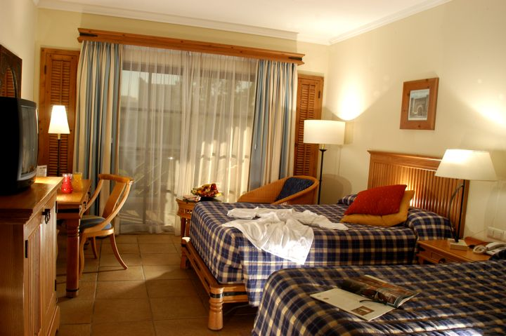 Sharm Plaza - standard room + balcony