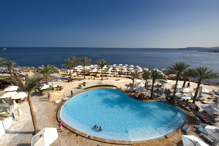 Sharm Plaza - kidney pool