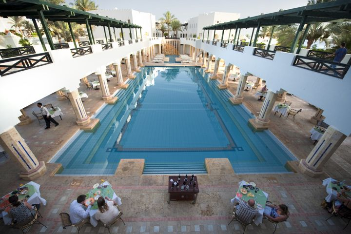 Sharm Plaza - swimming pool