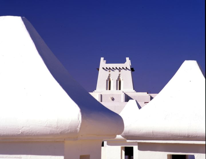 Sharm Plaza - rooftop detail