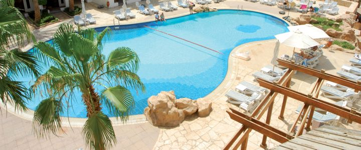 Sharm Resort - kidney pool