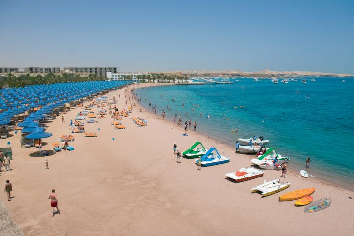 Red Sea Hotel Hurghada Siva Grand Beach