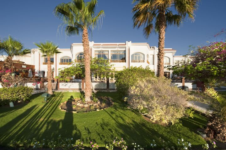 The Grand Hotel, Hurghada - gardens