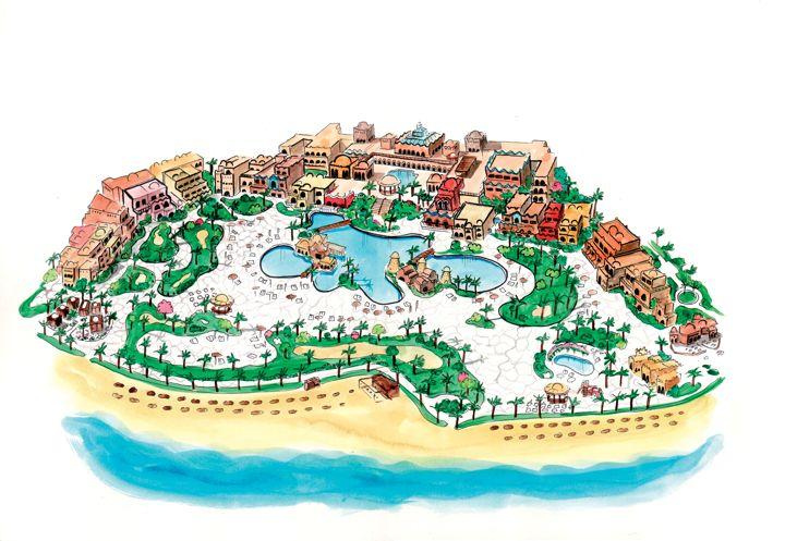 Grand Hotel Makadi Beach