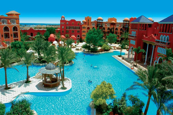 Grand Resort Hotel Hurghada Red Sea Hotel