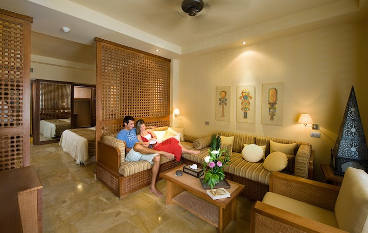 Sunwing Waterworld Makadi: junior suite