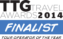 TTG Awards 2014 - Finalist
