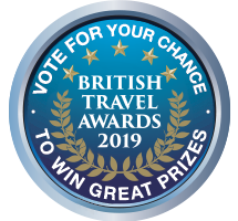 British Travel Awards 2019 - do we get your vote?