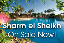 Sharm el Sheikh - on sale now!